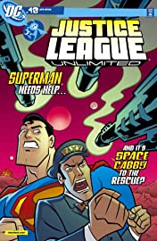 Justice League Unlimited #18