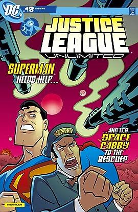 Justice League Unlimited #18