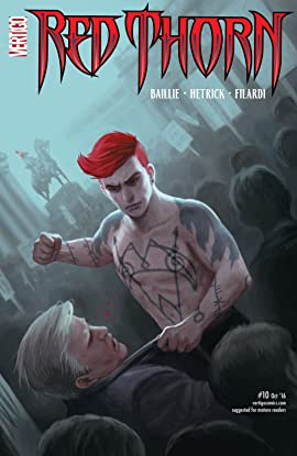 Red Thorn (2015-2016) #10