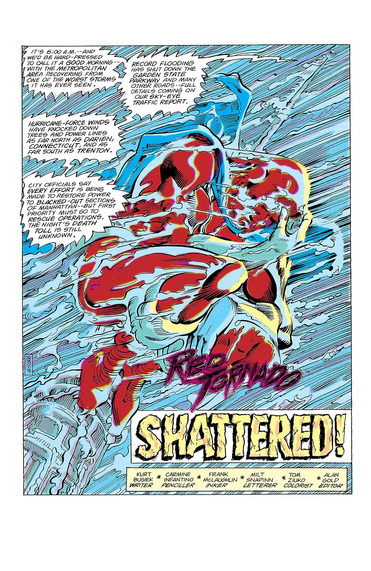 Red Tornado (1985) #2