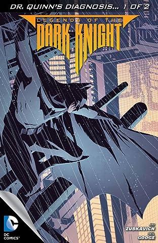 Legends of the Dark Knight (2012-2015) #49
