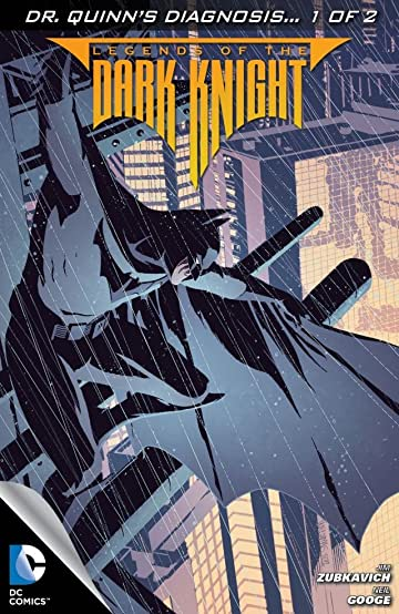 Legends of the Dark Knight (2012-2015) #49