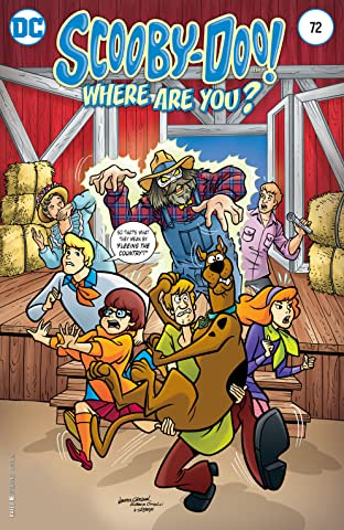 Scooby-Doo, Where Are You? (2010-) #72