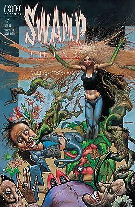 Swamp Thing (2000-2001) #7