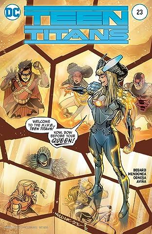 Teen Titans (2014-) #23