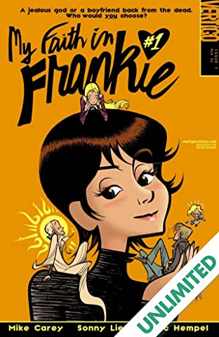 My Faith in Frankie #1 (of 4)