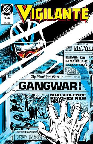 Vigilante (1983-1988) #30