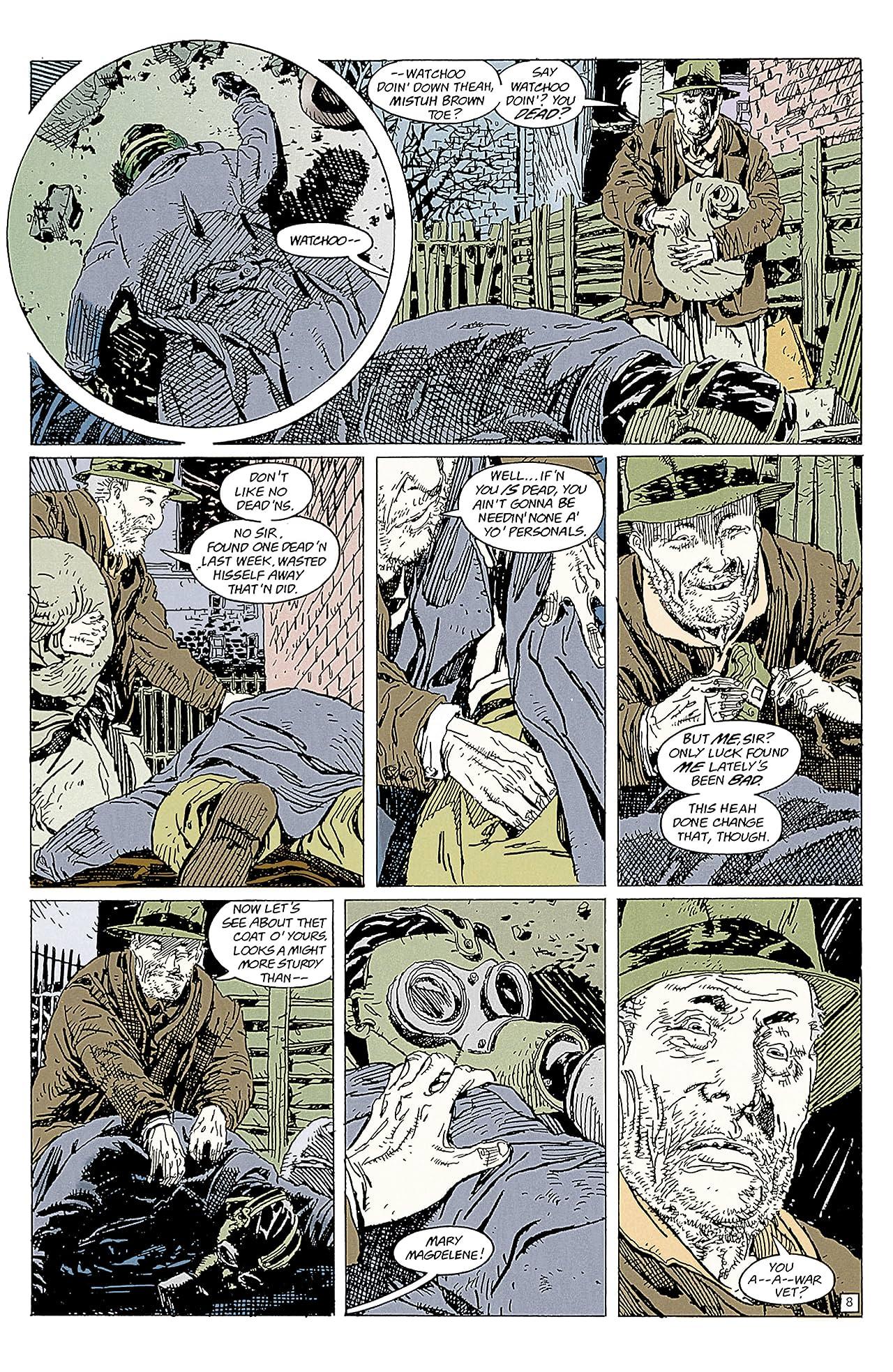 Sandman Mystery Theatre (1993-1999) #27