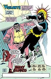 Vigilante (1983-1988) #31