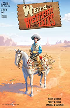 Weird Western Tales (2001) No.2