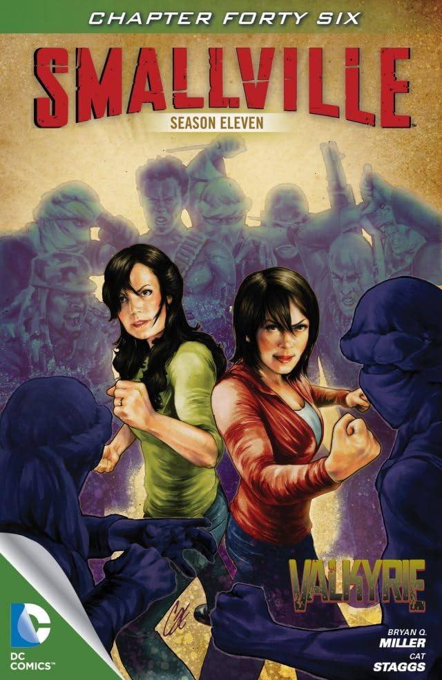 Smallville: Season 11 #46