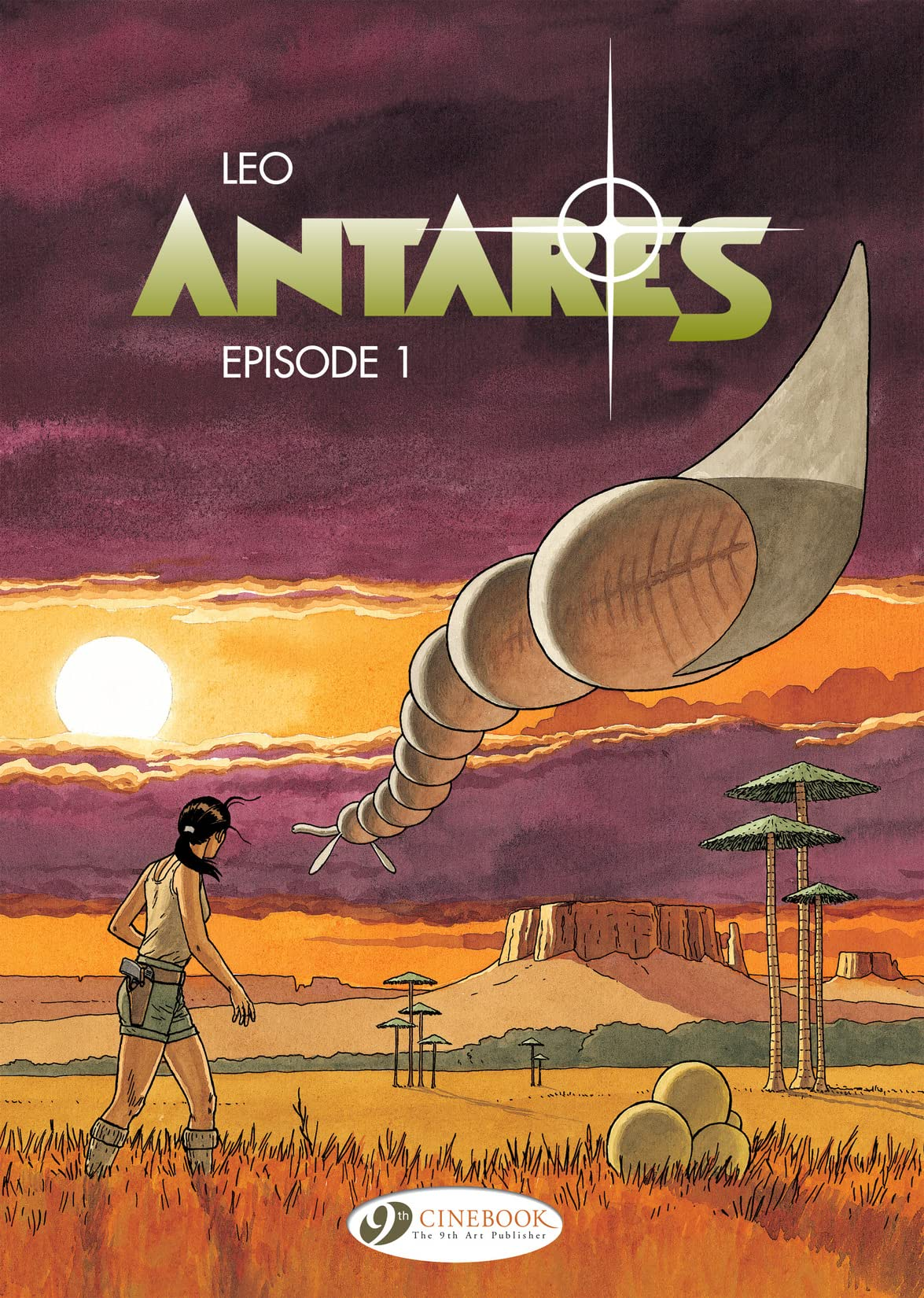 Antares Tome 1