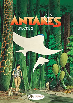 Antares COMIC_VOLUME_ABBREVIATION 2
