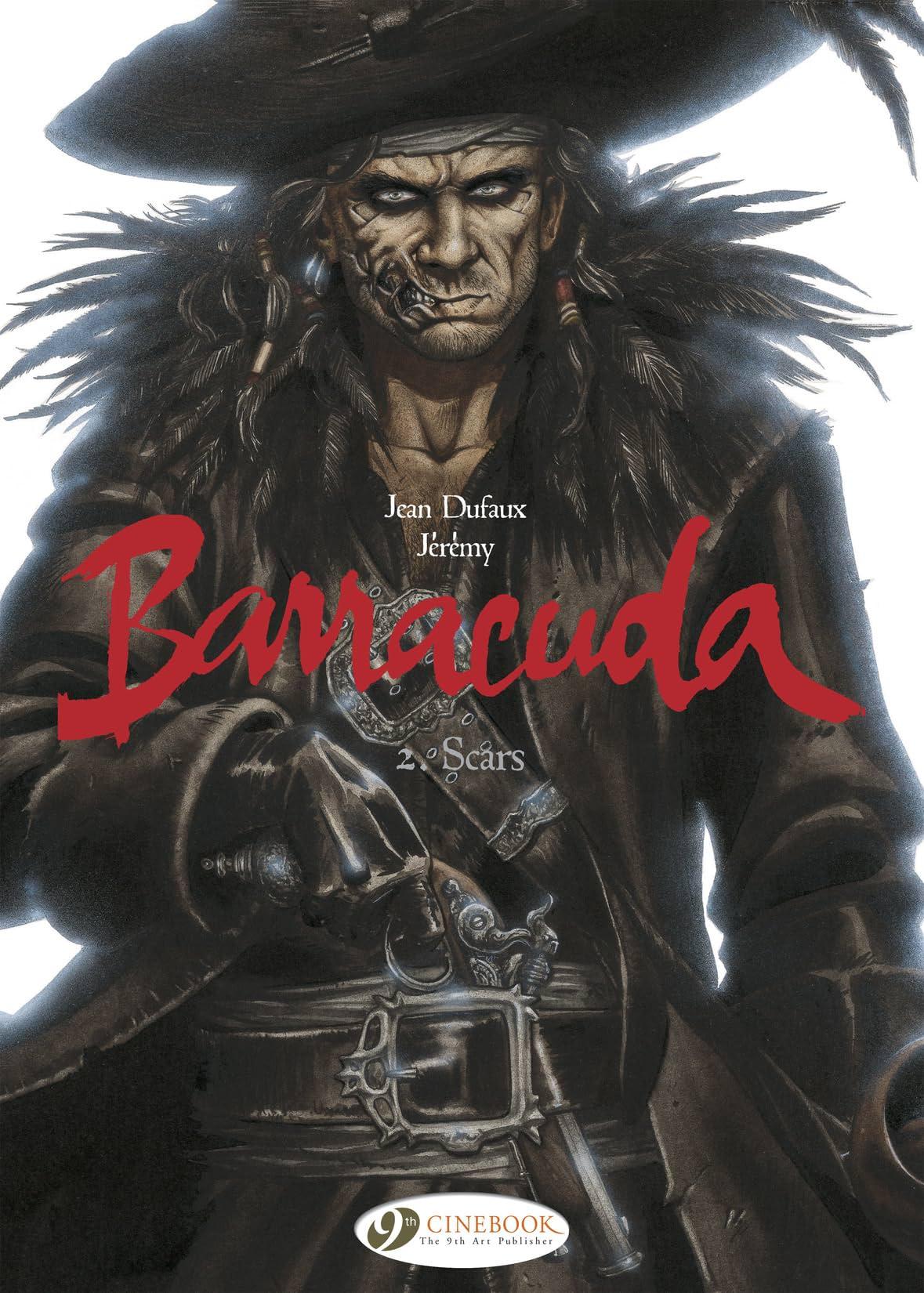 Barracuda Vol. 2: Scars