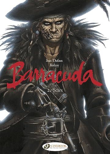 Barracuda Tome 2: Scars