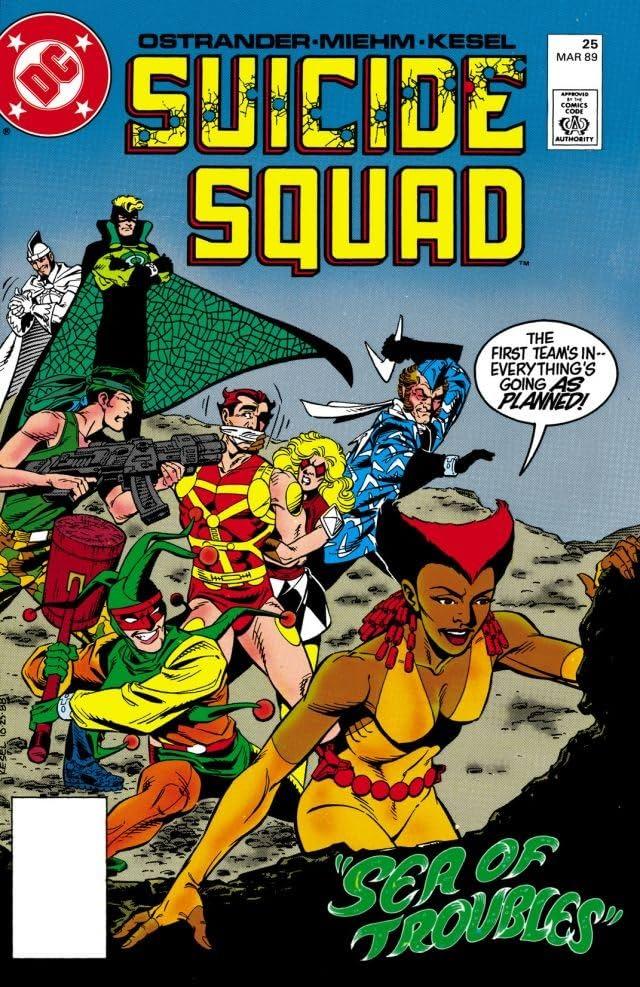 Suicide Squad (1987-1992) #25