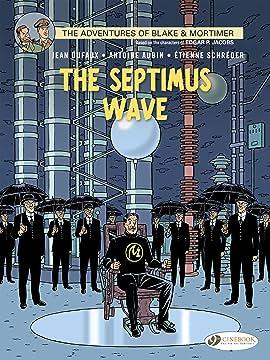 Blake & Mortimer Vol. 20: The Septimus Wave