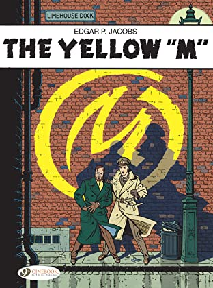 Blake & Mortimer COMIC_VOLUME_ABBREVIATION 1: The Yellow M
