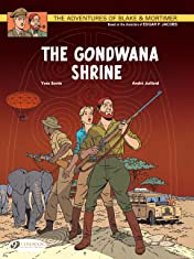 Blake & Mortimer Vol. 11: The Gondwana Shrine