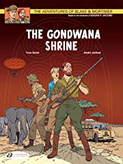 Blake & Mortimer Vol. 11: The Gondwana Shrine