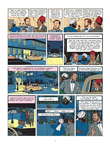 Blake & Mortimer Vol. 2: The Mystery of the Great Pyramid (part 1)
