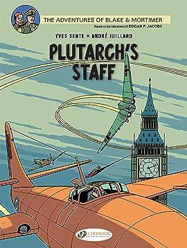 Blake & Mortimer Vol. 21: Plutarch's Staff