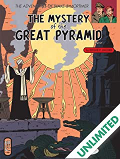 Blake & Mortimer Vol. 3: The Mystery of the Great Pyramid (part 2)