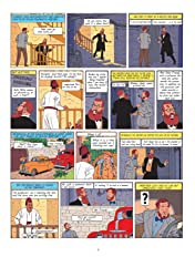 Blake & Mortimer Tome 3: The Mystery of the Great Pyramid (part 2)