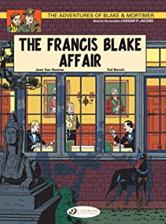 Blake & Mortimer Vol. 4: The Francis Blake Affair