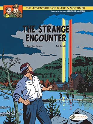 Blake & Mortimer COMIC_VOLUME_ABBREVIATION 5: The Strange Encounter