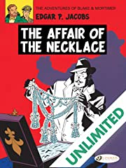 Blake & Mortimer Vol. 7: The Affair of the Necklace