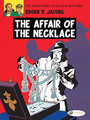 Blake & Mortimer COMIC_VOLUME_ABBREVIATION 7: The Affair of the Necklace