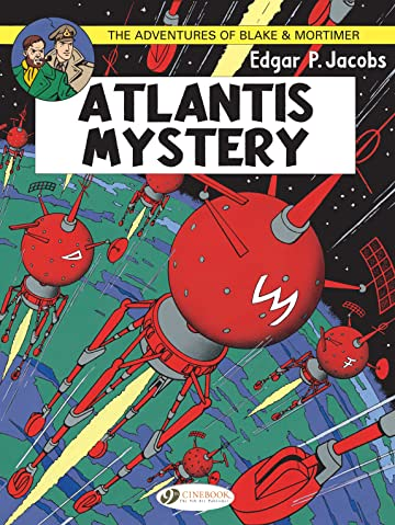 Blake & Mortimer Vol. 12: Atlantis Mystery