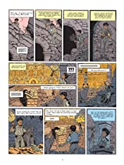 Blake & Mortimer Vol. 13: The Curse of the 30 pieces of Silver Part 1
