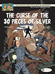 Blake & Mortimer Vol. 14: The Curse of the 30 pieces of Silver Part 2