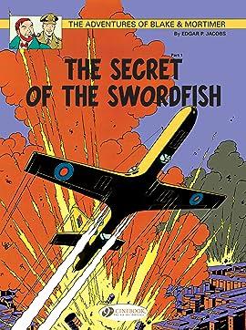 Blake & Mortimer Vol. 15: The secret of the swordfish