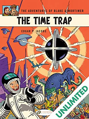 Blake & Mortimer Vol. 19: The time trap