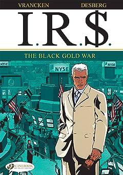 I.R.$. Vol. 6: Gold War