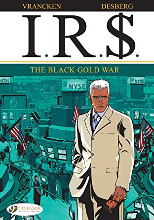 I.R.$. COMIC_VOLUME_ABBREVIATION 6: Gold War