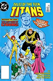 Tales of the Teen Titans (1984-1988) #56