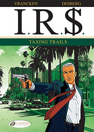 I.R.$. COMIC_VOLUME_ABBREVIATION 1: Taxing Trails