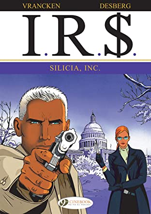 I.R.$. COMIC_VOLUME_ABBREVIATION 3: SILICIA, INC.