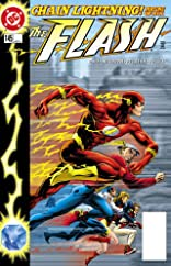 The Flash (1987-2009) #145
