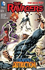 The Ravagers (2012-2013) #12