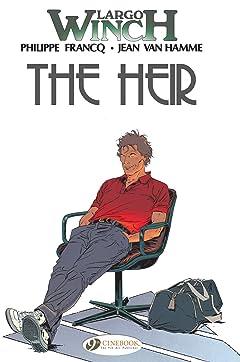 Largo Winch Vol. 1: The Heir