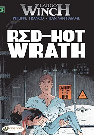 Largo Winch Vol. 14: Red-Hot Wrath