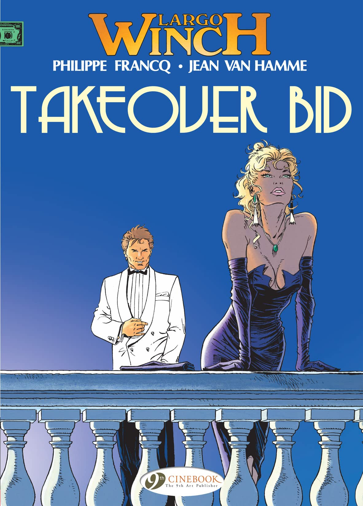Largo Winch Vol. 2: Takeover Bid