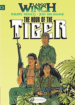 Largo Winch Tome 4: The Hour of the Tiger