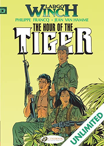 Largo Winch Vol. 4: The Hour of the Tiger