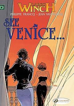 Largo Winch Vol. 5: See Venice…